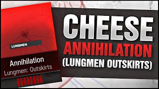HOW TO CHEESE ANNIHILATION 2 (LUNGMEN: OUTSKIRTS) - Arknights!