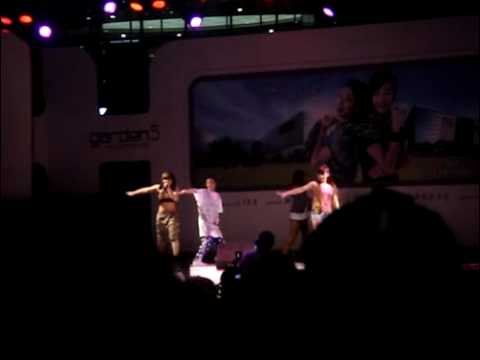 Let's Go Party -2NE1(FanCam, Jun 10, 2010)-1-