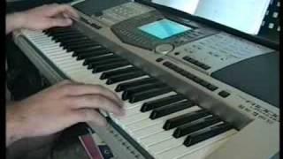 عزف التنورة - فارس كرم (Al Tannora - Fares Karam (Keyboard Cover By M.NSaleem
