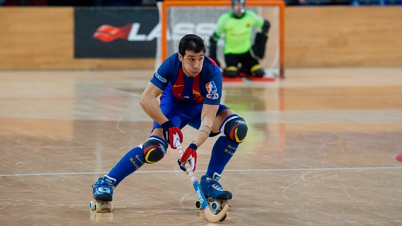 Cat Lliga Europea Hoquei Patins Fc Barcelona Lassa Fc Porto
