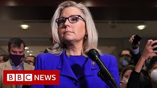Why Liz Cheney's sacking by the Republican Party matters- BBC News