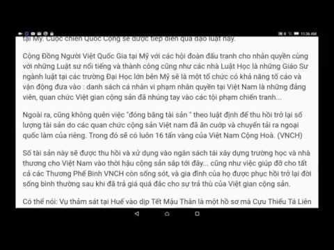 Nguyễn Tấn Dũng Sắp Bị đóng Băng Tài Sản Tham Nhũng Tại Hoa Kỳ