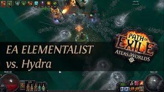Path Of Exile 2.4: Grand Spectrum EA Elementalist - Hydra