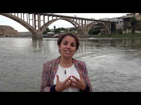 Save the Tigris Campaign in Hasankeyf: The value of the Tigris River for its People-Part 1