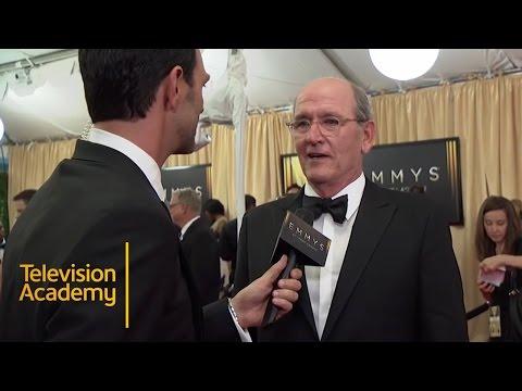 Emmys 2015 | Backstage With Richard Jenkins