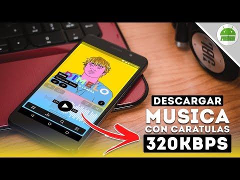 NUEVO Descargar MÚSICA Original En Alta Calidad 320kbps + Carátulas En Android 2019! 🔥