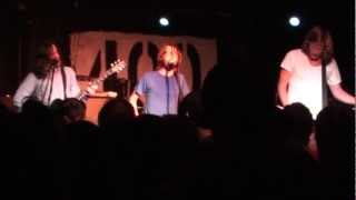 Desaparecidos - Man and Wife, the Former (Financial Planning) - 8.9.12