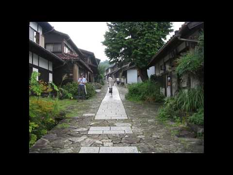 Travel Japan - Magome to tsumago