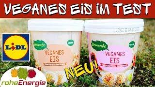 Veganes Eis von LIDL im Test