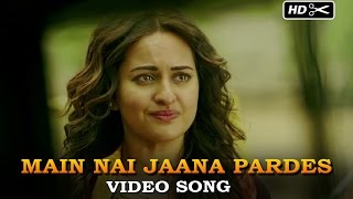 Main Nai Jaana Pardes (Full Song) | Tevar