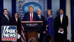 Trump, Coronavirus Task Force hold press briefing