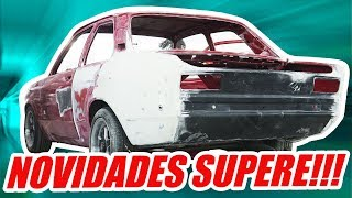 O Renascimento do CHEVETTE SUPERE e a Grande REVELAÇÃO (Ft. Tonimek)