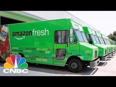 Amazon Fresh: What's In The Bag? | CNBC