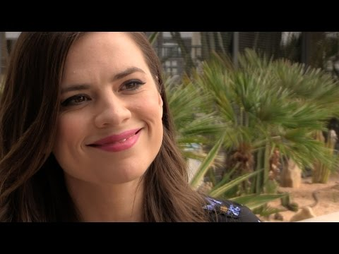 Conviction's Hayley Atwell