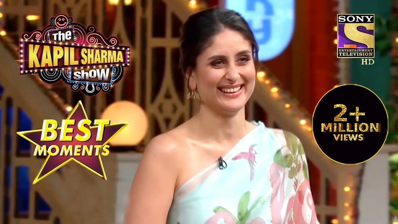 Download Kapil को Kareena के साथ बैठने पे हुआ प्यार वाला Pneumonia|The Kapil Sharma Show Season2|Best Moments