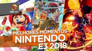 E3 2018 - Melhores momentos da Nintendo