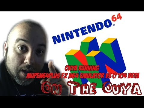 How to install hyres texture packs on N64oid and a mupen64plus-FZ