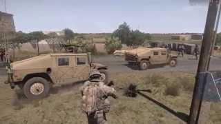 "[9GU CLAN] ""Attacco alla base"" ARMA III Gameplay [ITA]"