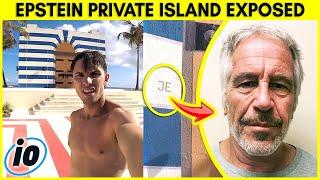 TikToker Captures Creepy Footage On Jeffrey Epstein's Abandoned Island