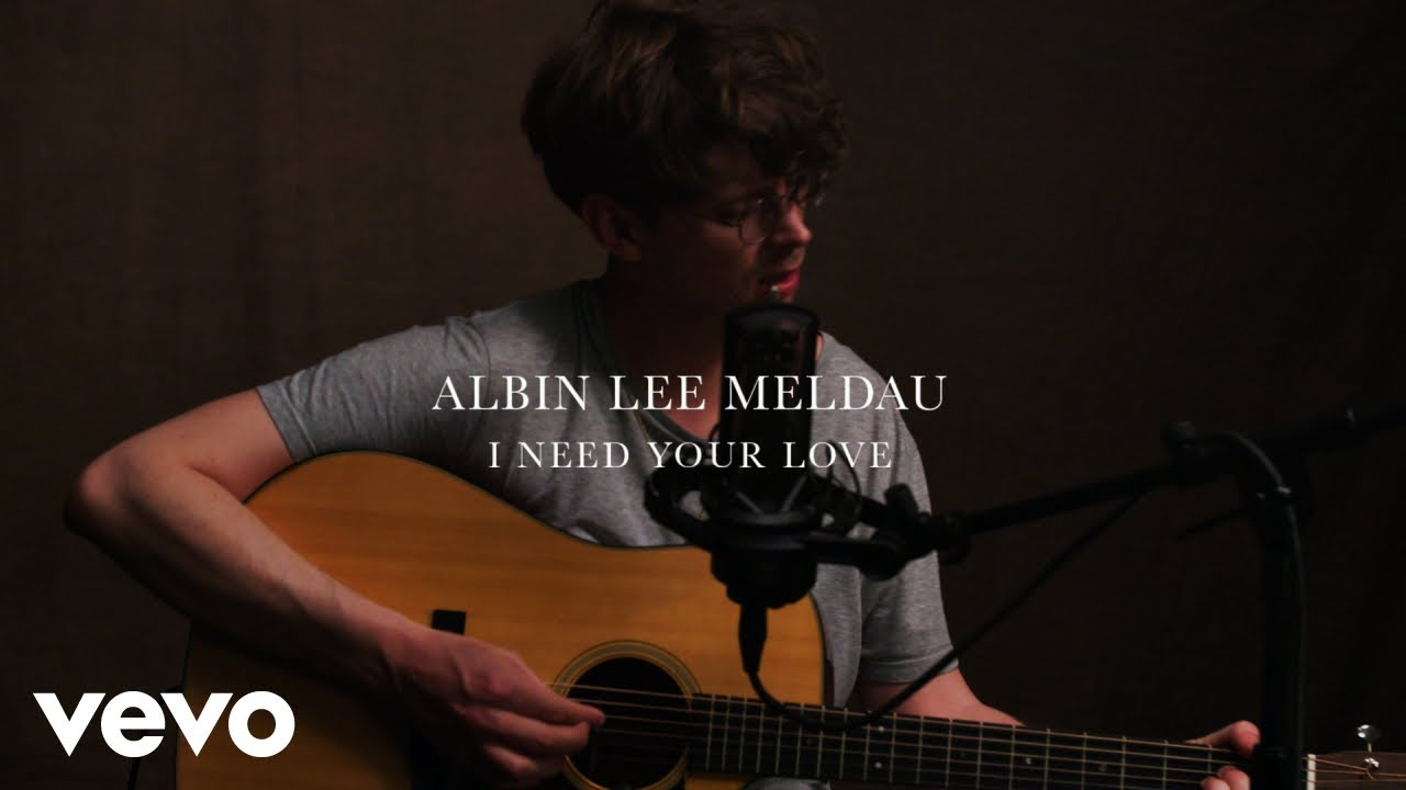 "Albin Lee Meldau - ""I Need Your Love"" Live Performance & Meaning 
