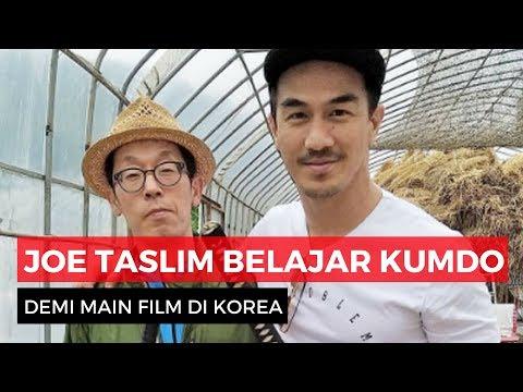 Joe Taslim Bakal Main Di Film Korea
