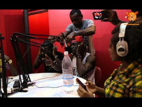"TNT se lâche à l'émission ""Degammage"" de la Radio Abidjan 1"