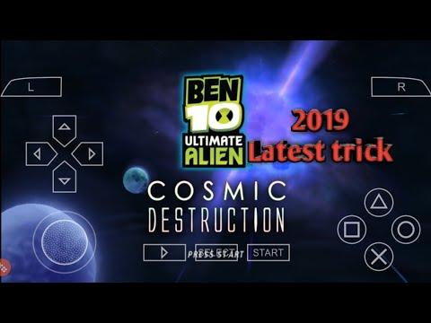How To Download Ben 10 Ultimate Alien Cosmic Destruction On Mobile