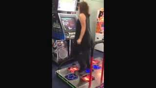 DDR -- Butterfly (on easy)