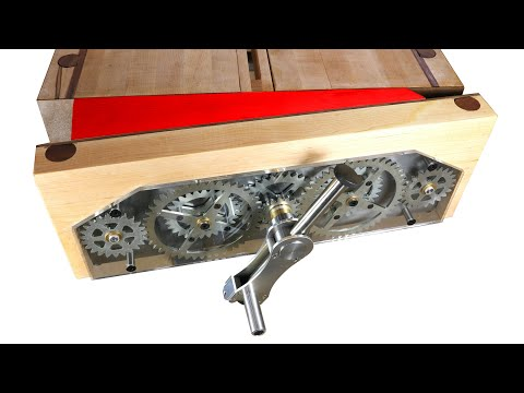A Twin Screw Vise That Does WHAT?!