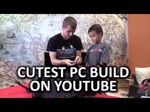 Thumbnail: PC Building with my 3 Year Old