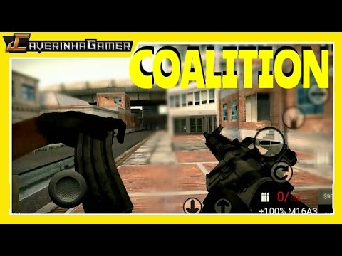 COALITION | CONFERINDO GAME! ANDROID/iOS(PT-BR)