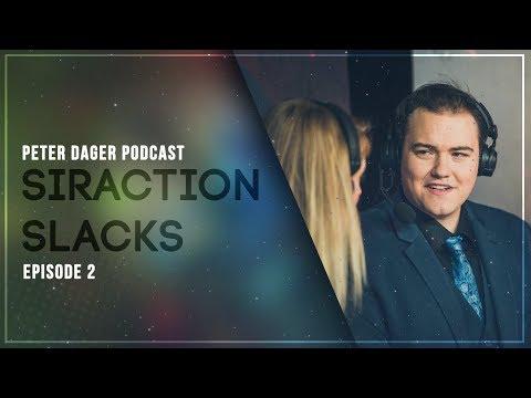 "Peter Dager Podcast: Episode 2 - Jake ""SirActionSlacks"" Kanner"