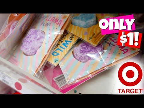 $1 CRUNCHY SLIME + SQUISHIES AT TARGET!