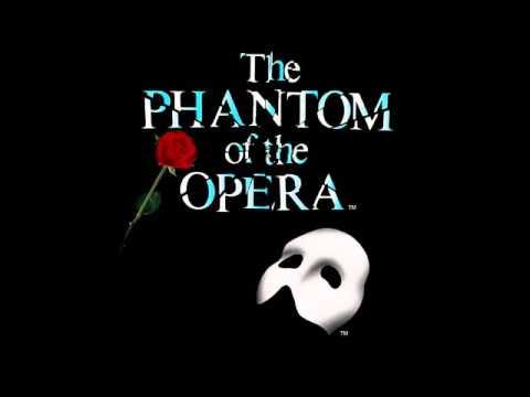 The Phantom of the Opera - Think of Me w/Lyrics