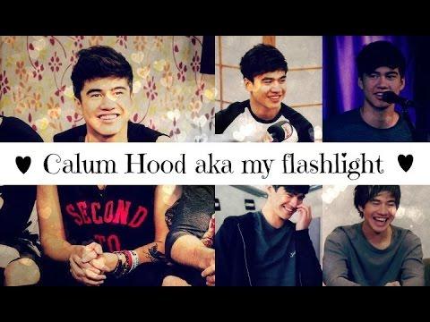 ❤ Calum Hood aka my flashlight ❤