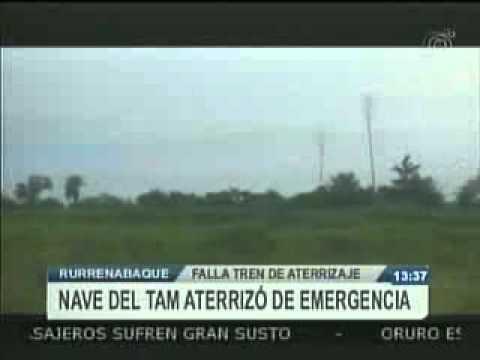 ACCIDENTE AEREO DEL TAM @ RED PAT BOLIVIA