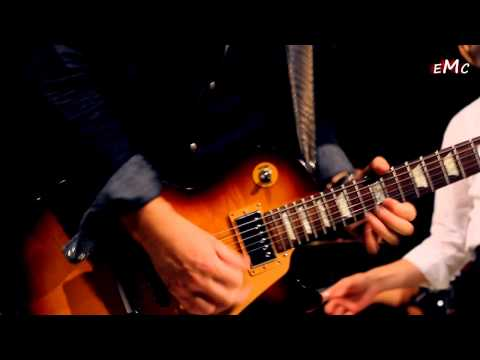 EMC - Cold Day In Hell  ( Gary Moore Cover )