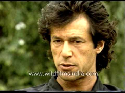 Imran Khan speaks to MAK Pataudi : rare interview between legends