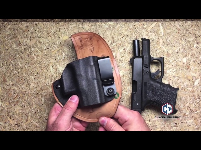 TW Holster Video Review