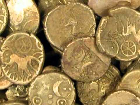 Metal Detector Finds 840 Gold Coins Wickham Market Hoard Treasure
