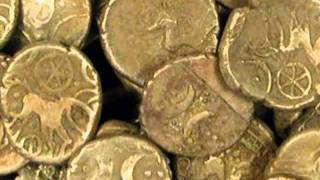 Metal Detector Finds 840 Gold Coins Wickham Market Hoard Treasure
