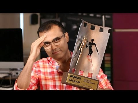 Amitabh Bhattacharya In Conversation With Vickey Lalwani | SpotboyE Salaams Winner Speaks