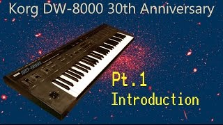 korg dw 8000 review guide pt 1 introduction