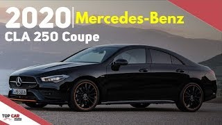 2020 Mercedes-Benz CLA Coupe Overview - Interior and Exterior