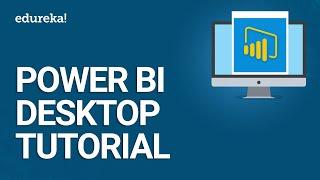 Power BI سطح المكتب التعليمي   إنشاء لوحة القيادة في الطاقة BI   Power BI التعليمي   Edureka