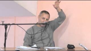 Враджендра Кумар прабху лекция  18 11 12
