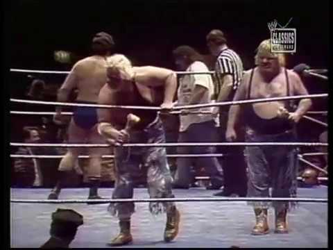 Garea and Martel vs. The Moondogs- MSG- 12/80
