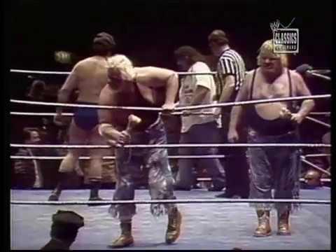 Garea and Martel vs. The Moondogs- MSG- 12/80