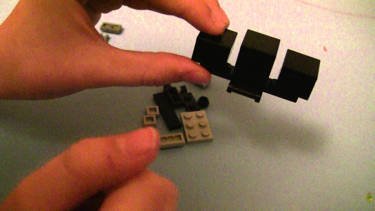 Как сделать из лего вещи из майнкрафта фото 182