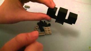 как сделать из Lego minecraft Иссушитель